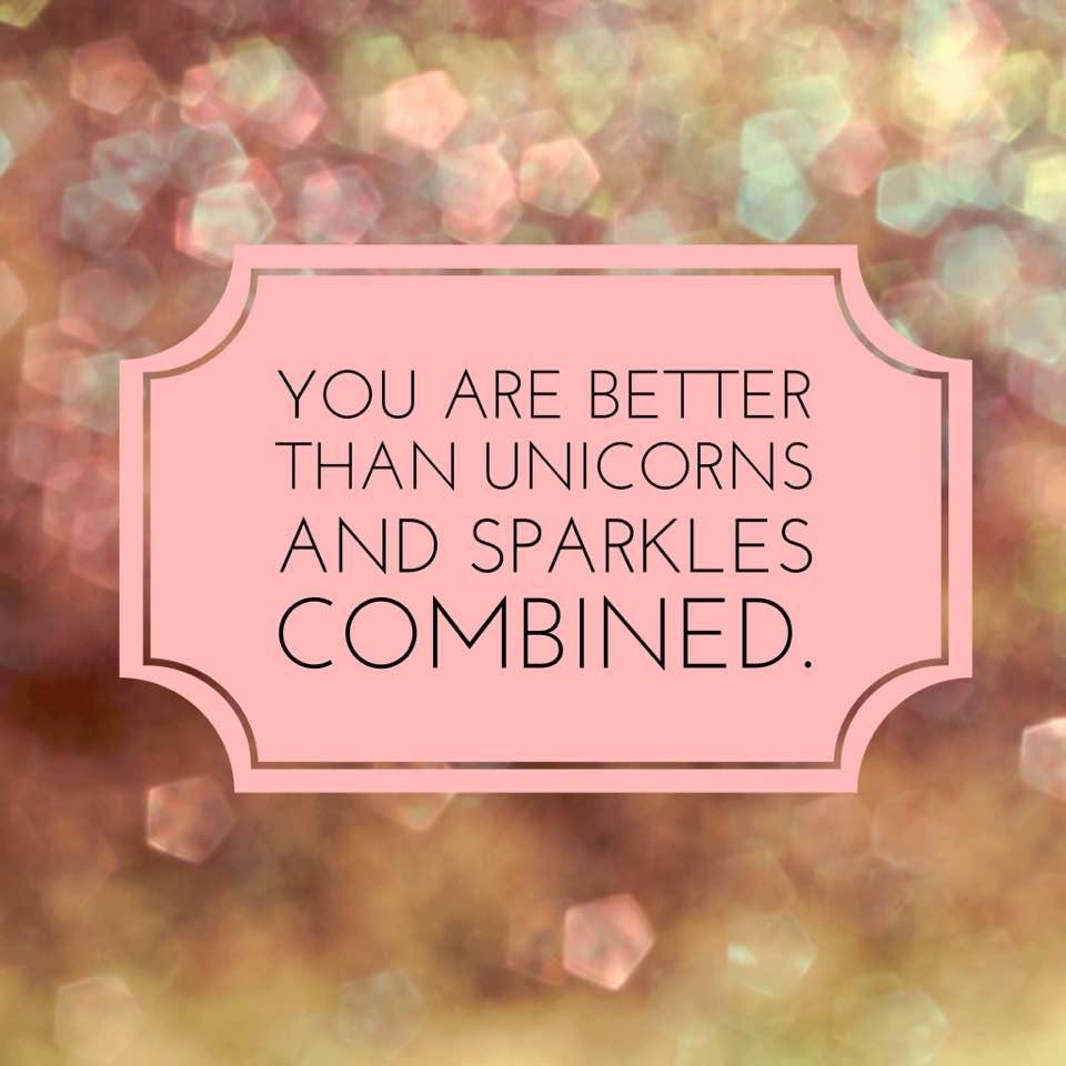 Sparkles and Unicorn